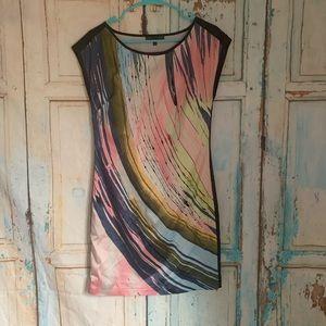 Forenza shift dress